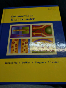 Introduction to Heat Transfer Fifth Edition