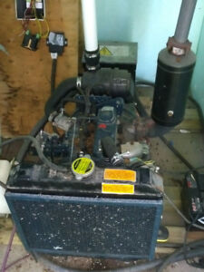 15 kw Prime Power Natural Gas Genset 110/220 Volt