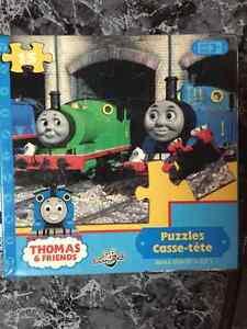 Puzzle - Thomas the Tank Engine Cambridge Kitchener Area image 1