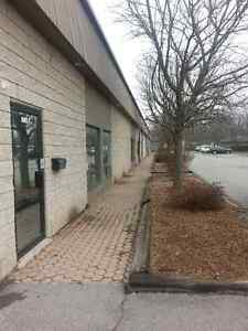 Industrial Unit in Cobourg for Lease