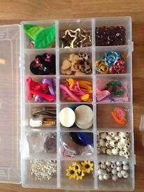 Jewellery lots findings beads craft