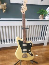 Fender player jazzmaster guitar