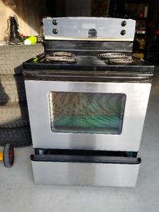 Kenmore Stove-Stainless Steel