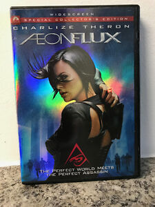 Aeon Flux - Charlize Theron - DVD