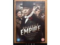 BOARDWALK EMPIRE COMPLETE DVD BOXSET ALL 5 SERIES