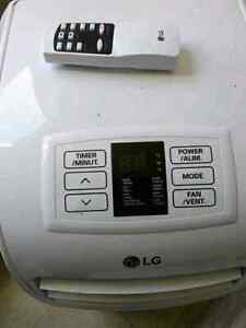LG air conditioner and Dehumidifier