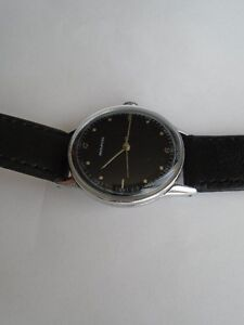 BEAUTIFUL AND RARE VINTAGE SWISS MOVADO MEN'S WATCH