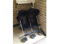 Mamas and Pappas double buggy