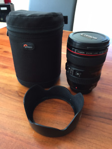 canon 24-105mm F4 IS