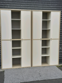 Pair of Cabinets/Cupboards