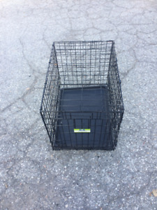 small dog crate #39