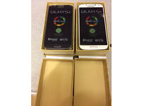 Samsung galaxy s4 original New in box available in black or white