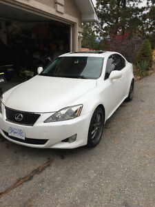 2007 Lexus IS Sedan