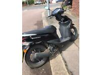 Honda NSC Vision 50 cc auto twist & go moped scooter only 1099 no offers