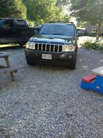 2005 Jeep Grand Cherokee 5.7 Hemi