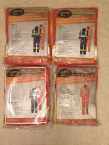 Pioneer Hi-Vis Coveralls - have 2 for sale size 56/58 both new