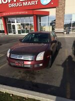 Fusion 2007, 3.0, SEL, mint condition, trade for SUV or truck