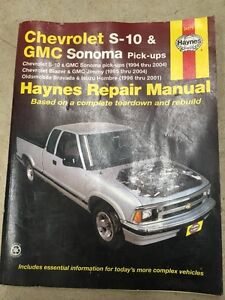 Chevrolet/GMC Repair Manual
