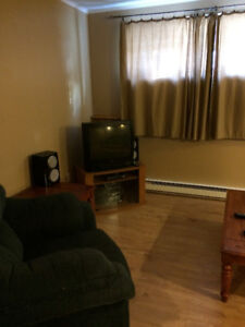 Furnished one bedroom apartment for rent GFW
