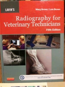 Radiography for Veterinary Technicians 5th ed