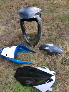 2012 Honda CBR Fairings (cash or trade)