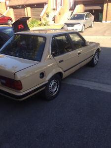 1990 BMW 3-Series Sedan