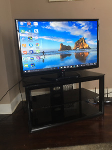 "42"" LG Televison & Stand, Perfect Condition"