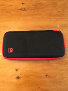 Nintendo Switch Travel Case: One-month-old, barely used
