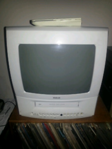 RCA TV with built in VCR