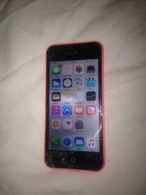 iPhone 5c 8gb unlocked
