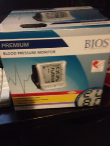 Bio Blood Pressure Monitor