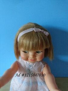 Vintage Giggles Doll Flirty Eyes by Ideal Simply Adorable Kitchener / Waterloo Kitchener Area image 3