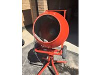 Build buddy electric cement mixer