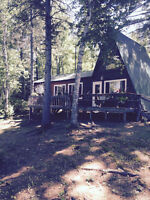 Cottage for sale on Kawigamog Lake near Port Loring