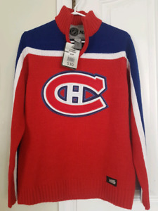 Montreal Canadians sweater