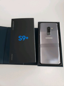 Samsung S9+ 64 Go almost new used 2 weeks