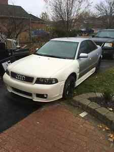 Trading Audi A4 vs any sports bike 600cc and up