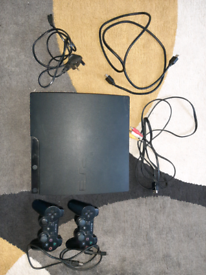 Ps3 Console 320GB +games bundle