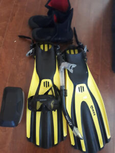 Like new Diving Gear! Great deal!