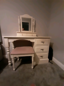 Hand made solid pine Bedroom Furniture