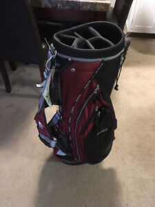 Dunlop Rebel Golf Stand Bag