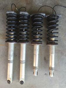 Maserati Quattroporte Sport GT Skyhook suspension