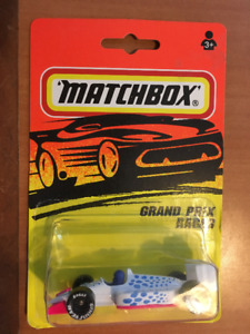 Matchbox # 74 Grand Prix Racer (01077529)