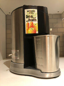 Waring Pro superhealthy Juice Extractor!! - $50.00