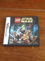 Lego Star Wars: The Complete Saga for DS