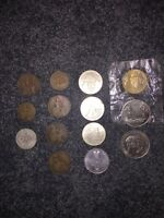 OLD COINS FROM AROUND THE WORL