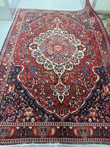 TAPIS PERSAN QUALITE, PERSIAN BAKHTYAR RUG,100% HAND MADE CARPET