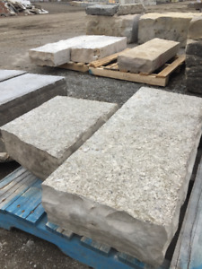 HUGE CLEARANCE - Natural Stone Steps
