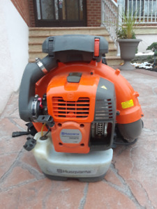 2016 Husqvarna 580 BTS Backpack Blower