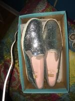 Kate Spade Glitter Keds!